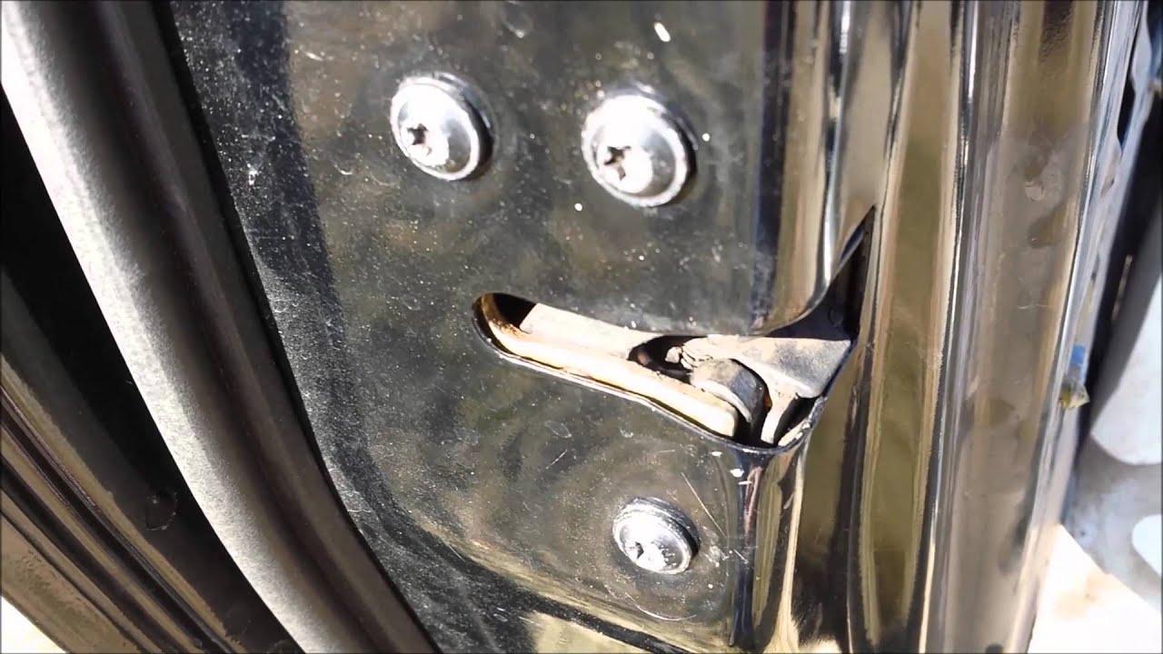 2000 Ford F 150 Door Lock Actuator Replacement Youtube