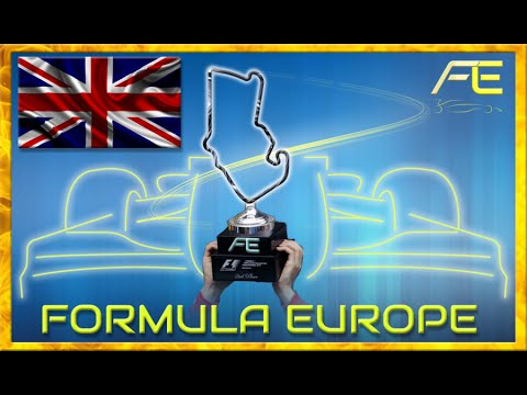 Formula Europe #FECL 04 Silverstone U.K. GP F1 2015 08.06.16 - Live Streaming 1080p HD