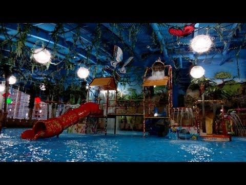 DREAM ISLAND КИЕВ  аквапарк  детская зона