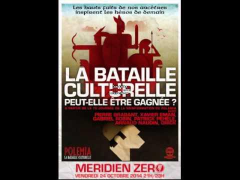 """""""LA BATAILLE CULTURELLE PEUT-ELLE ETRE GAGNEE ?"""""""