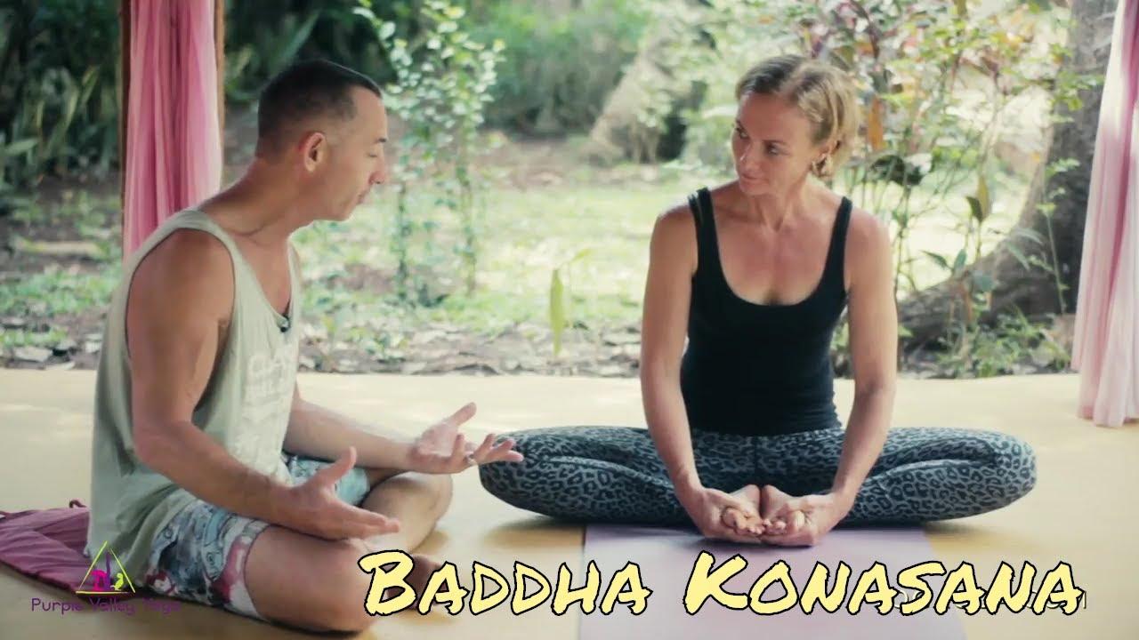 How To Do Baddha Konasana | Ashtanga Yoga