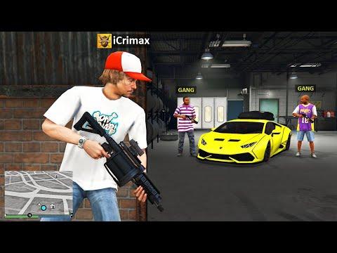 Ich TUNE ein 3000 PS LAMBORGHINI in GTA 5 RP!