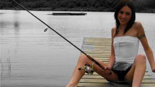 Приколы неудачи невероятные уловы и необычные случаи на рыбалке 2
