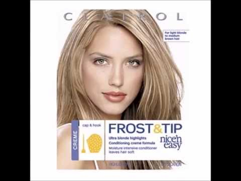 Hair Color Nice N Easy Frost Tip Highlighting Creme Lot Of 10