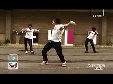 Yelle ACDG [Official music video] Tecktonik HD