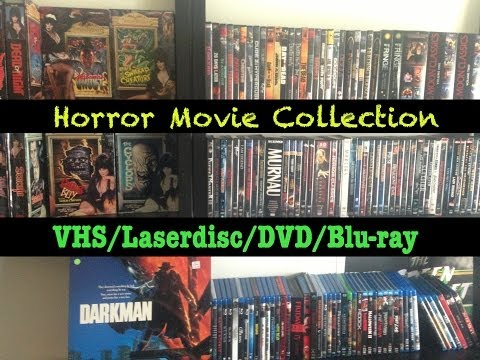 COMPLETE HORROR MOVIE COLLECTION   Logan...