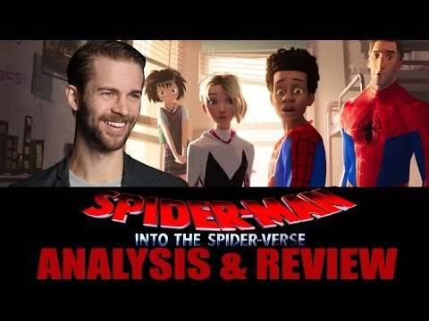 Spider-Man: Into The Spiderverse - Movie Review