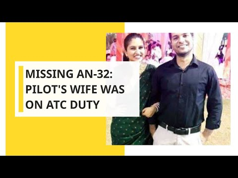 Missing AN-32: Pilot's wife was on ATC duty