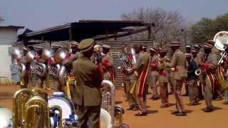"""ST Pauls Brass Band Maitaliano Adi Stroke """"Gaborone"""" (Magabongwe)"""