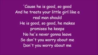 Carrie Underwood ~ Mama's Song (Lyrics)
