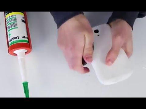 Como fazer uma capa de Silicone para celular | Tutorial