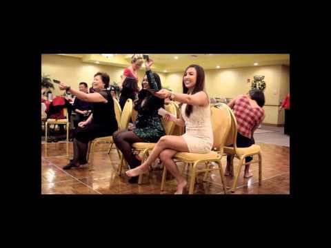 PVHMC Cardiac Department 2015 X Mas Party!  Fun Game   Musical Chair & Treasure hunt