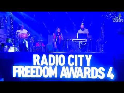 Sukanti & Anushree~Radio City Freedom Awards4.0~Full Performance