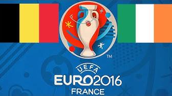 FIFA 16 EM-PROGNOSE #22 - BELGIEN : IRLAND