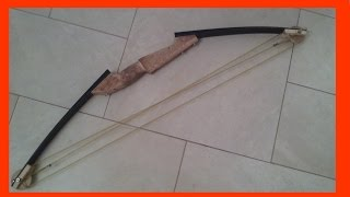 Homemade Compound Bow !