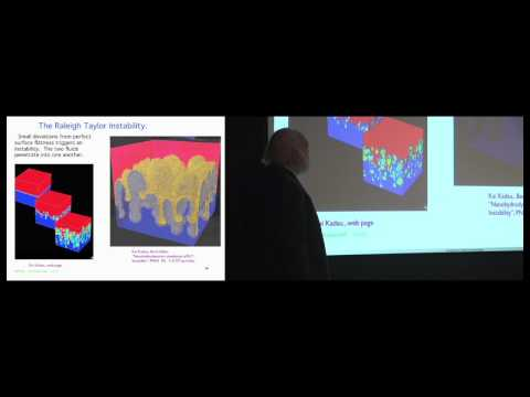 Innovation and Achievement in Theoretical Physics: Newton Lecture 2011 (Part 2)