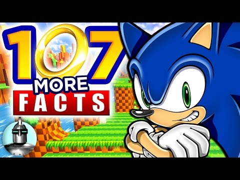107 More Sonic Facts YOU Should KNOW!! | The Leaderboard