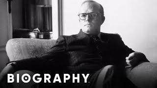 Truman Capote - American Novelist | Mini Bio | BIO