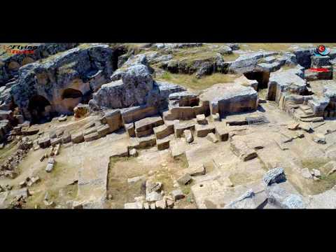 Pirin Perre Antik Kent (Pirin Perre Ancient City) Adıyaman - TURKEY