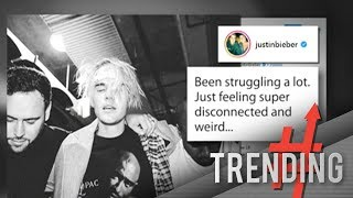 Justin Bieber, humingi ng panalangin sa fans