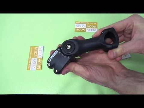 Регулируемый вынос на руль велосипеда длиной  130мм  для узкого руля XLC A-Head, 130мм