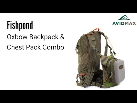 Fishpond Oxbow Backpack & Chest Pack Combo Review | AvidMax