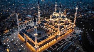 Maher Zain & Mustafa Ceceli - O Sensin Ki . Çamlıca Mosque . هذا انت . جامع التشامليجا