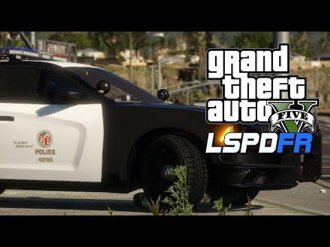 GTA V   LSPDFR 0.4.1 -  LAPD Partner Patrol - Traffic 🔴[1440p]