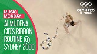 Almudena Cid's Ribbon Routine at Sydney 2000 | Music Monday