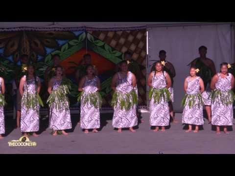 Otahuhu College Niue Stage Polyfest 2017