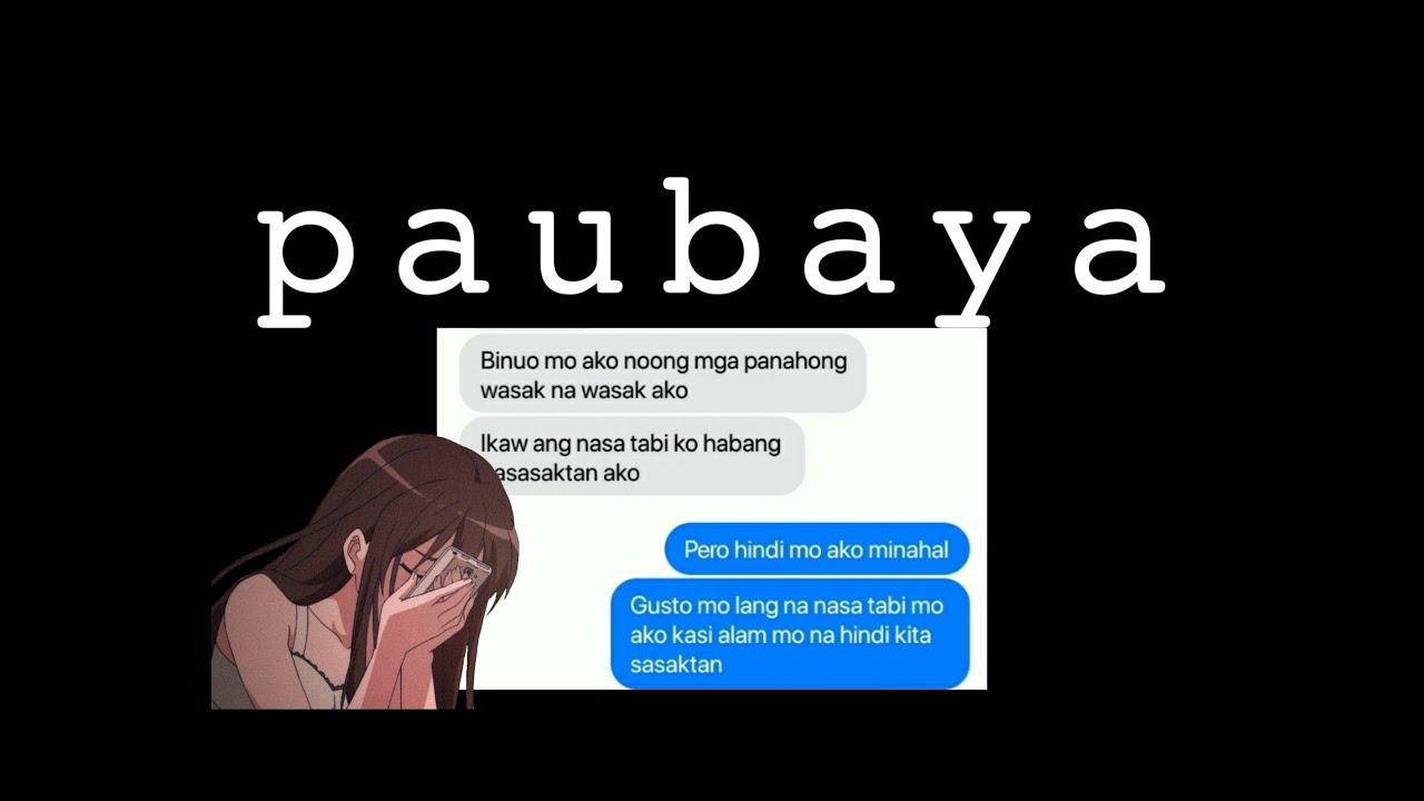 Download PAUBAYA | Text Story