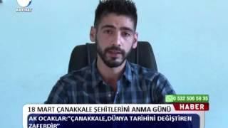 Kanal Fırat Haber - 18 Mart Çanakkale Şehitlerini Anma Günü