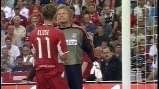 Kahn gegen 1.FC Kaiserslautern | DFB Pokal Finale 2003