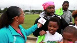 twinsportstv interview with the hapeville hornets 9u football team
