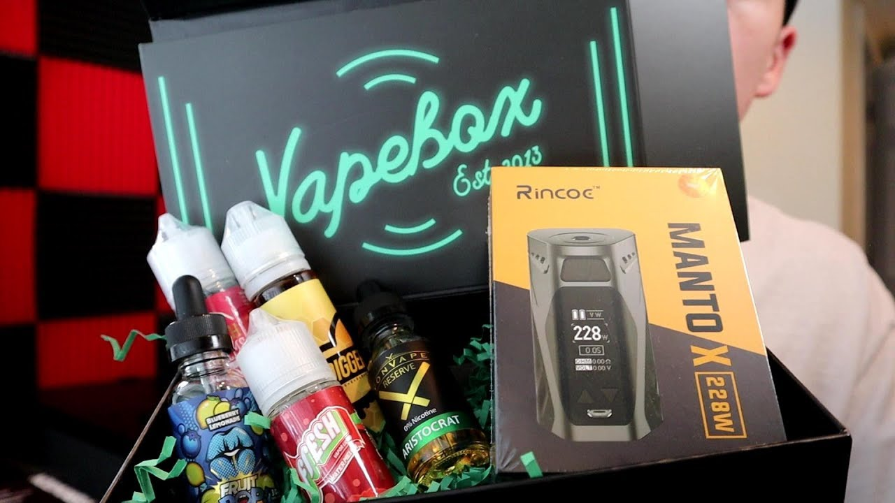 Download VapeBox March 2019 - March Mod Madness