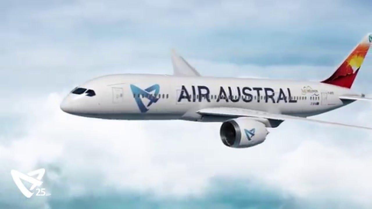 Resultado de imagen de Air Austral
