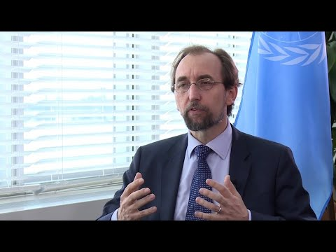 UN rights chief says Burma should allow in investigators
