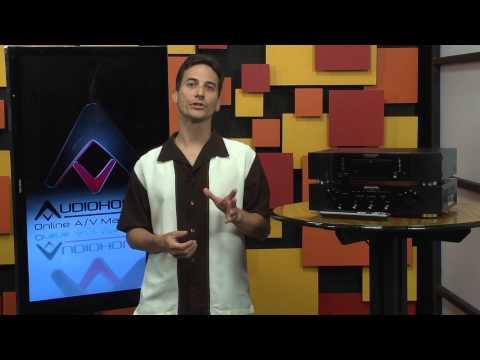 Marantz CD6005 Hi-Fi Compact Disc Player Video Review