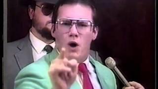 Pro Wrestling This Week - November 08, 1986