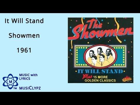 It Will Stand - Showmen 1961 HQ Lyrics MusiClypz