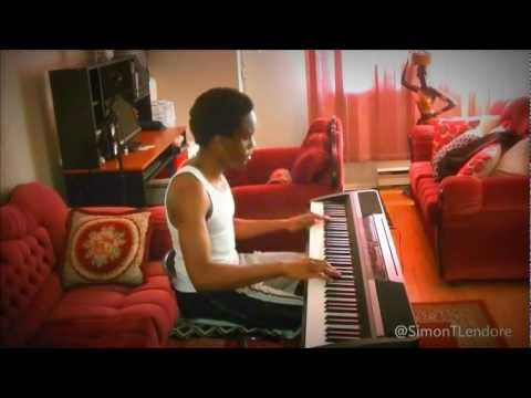 Say Ahh - @TreySongz Piano Cover by @SimonTLendore
