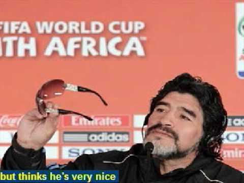 Marcha de Maradona - Maradona march