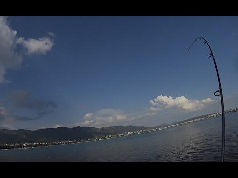 рыбалка на черном море с берега геленджик