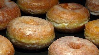 Receta Donuts o donas tradicionales caseros - Recetas de cocina, paso a paso. Loli Domínguez