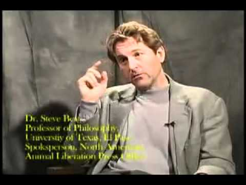 Dr. Steven Best: Moral Evolution & Animal Rights
