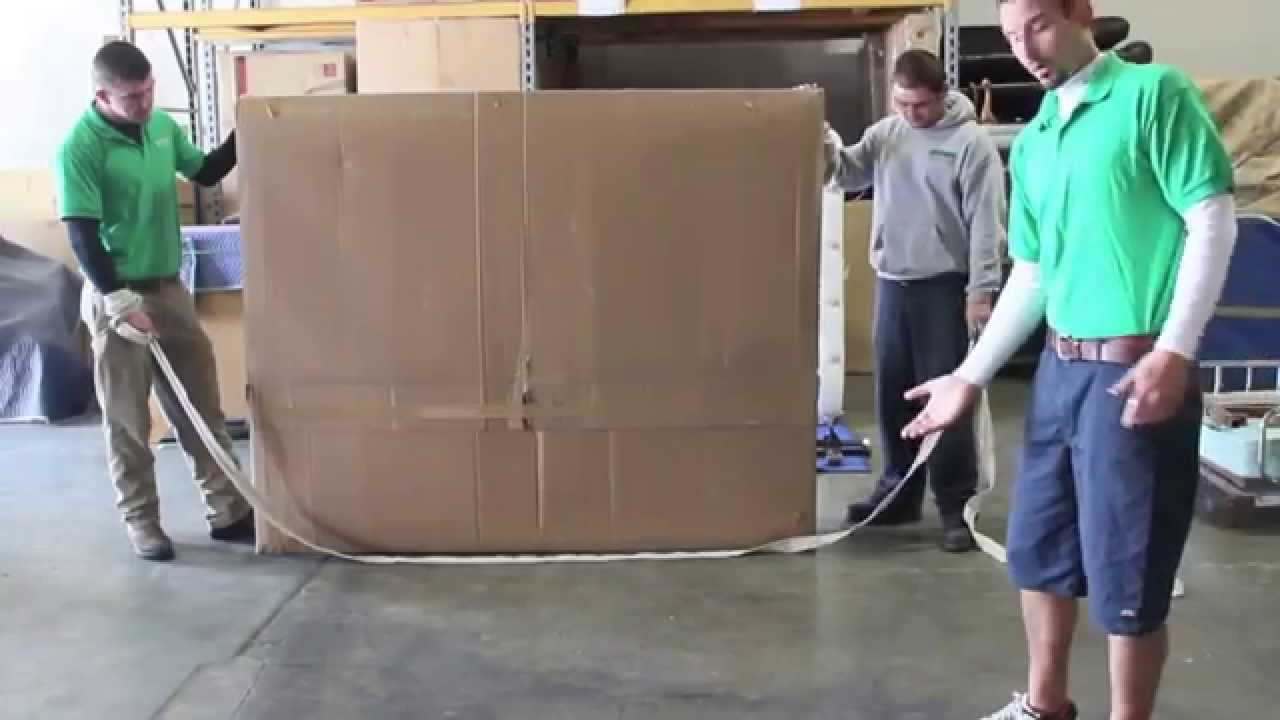 How To Move A Mattress The Easy Way