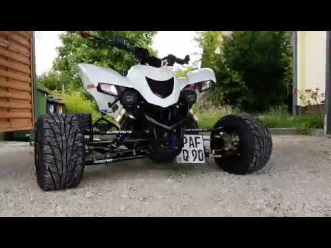 smc canyon 520rr supermoto edition2 quad streetfighter. Black Bedroom Furniture Sets. Home Design Ideas