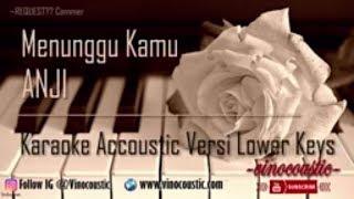 Anji - Menunggu Kamu Versi Lower Keys