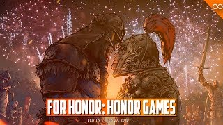 For Honor: Honor Games - Instrument Emotes - For Honor Anniversary Event - New Testing Grounds