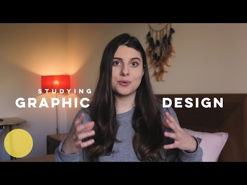 What it's like to study Graphic Design